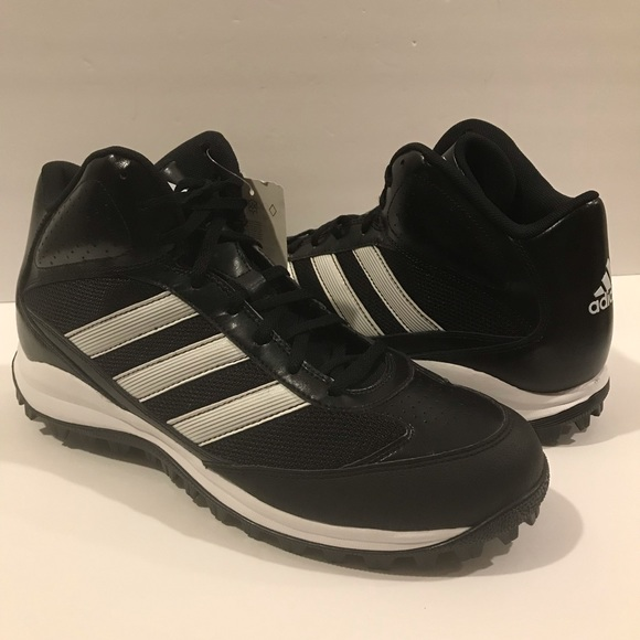 d8a77e0dbe29 adidas Shoes | Turf Hog Lx Mid Football Cleat Size 13 | Poshmark